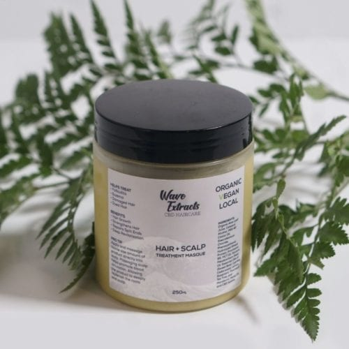 cbd treatment masque