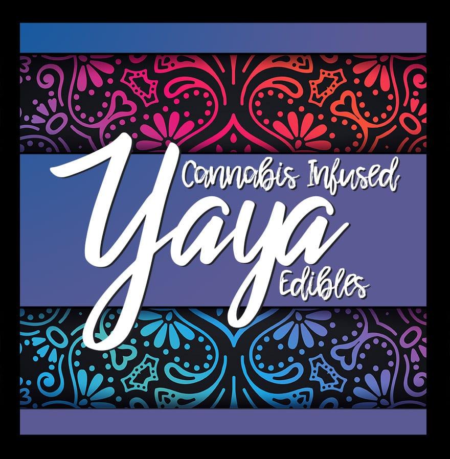 Yaya Edibles THC infused gummies
